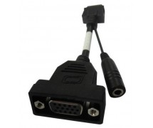 Kabel - redukce PC VGA + AUDIO IN JACK 3,5 pro LED TV SAMSUNG
